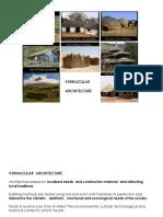 Vernacular Materials