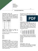 Prova Estatistica Joao Climaco
