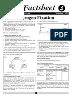 177 Nitrogen Fixation