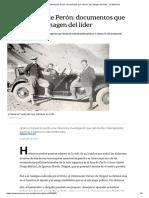 La Intimidad de Perón_ Documentos Que Ofrecen Otra Imagen Del Líder - LA NACION