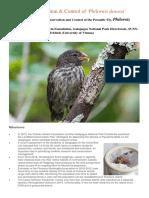 Landbird Conservation Finches Galápagos