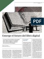 D101006 Amanece El Futuro Del Libro Digital