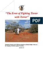 report on terrorism in kenya
