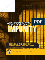 footprints of impunity