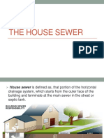 The House Sewer