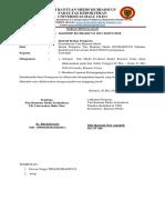 Surat Penuasan Untuk Tim Medis