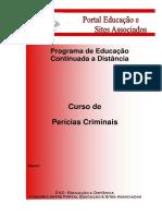 pericias criminais