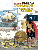 Juan Sebastian Elcano La Primera Vuelta Al Mundo Comic 1
