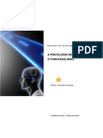A Psicologia Norte-Americana e o Funcionalismo