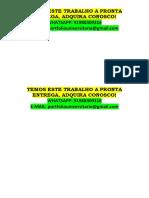 Educação Fisica 3 e 4 - Adquira Conosco Whatsapp 91988309316