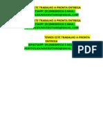 Cartorios e Notarias 3 e 4 Temos a Pronta Entrega Whatsapp 91988309316