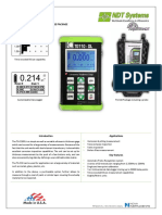 Brochure TG 110DL