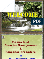 Elements of DM and Response System
