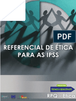 Referencial de Ética para IPSS's