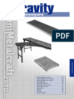 Gravity Conveyor Catalog