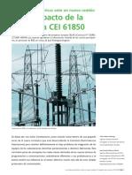 CL 2 Impacto IEC 61850