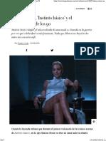 Sharon Stone, 'Instintobásico' y El Feminismo_ de Los 90
