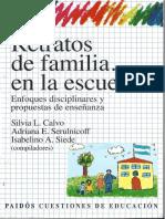 Retratos de Familia... en La Escuela. Enfoques y Propuestas de Enseñanza