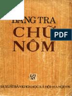 Bang Tra Chu Nom 1