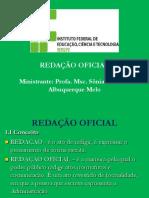 Redação oficial - Português instrumental