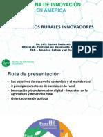 Territorios Rurales Innovadores