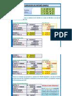 03 CLASE 1 - INTERES SIMPLE - EJERCICIOS SOLUCION.xlsx