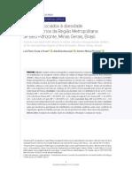 Fatores Associados à Obesidade Em Rodoviários Da Região Metropolitana de Belo Horizonte, Minas Gerais, Brasil