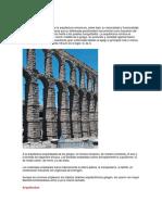 Arquitectura Romana en España