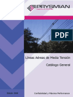 Cables Aereos MT 1