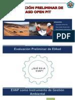 Evaluación Preliminar de EIAsd