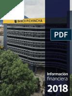 Informe Anual Financiero 2018