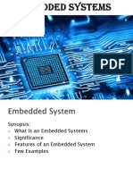 embedded systems ppt