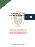 Traducción OHSAS 18001 Versión 2007-4