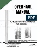 Ovh_man Altitude Reporting Altimeter Alti-Encoder II Series_kollsman_rev Feb 6 1975