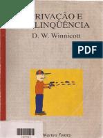 WINNICOTT D W - Privação e Delinquência
