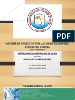 INFORME DE AVANCE DE EVALUACIÓN DE DESEMPEÑO.pptx