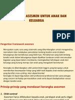 Framework Asesmen untuk Anak dan Keluarga