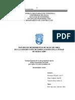 Tesis - Estudio de Rendimiento Mo Venezuela