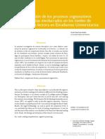 Caracterizacion_procesos Cognitivos Involucrados en Los Procesos de Comprensión Lectora