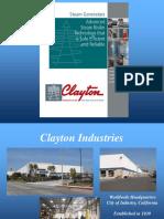Clayton Boiler Presentation