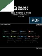 Bajaj Investor Presentation