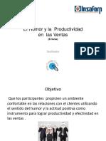 Humor Y Productividad en Las Ventas (Manual)