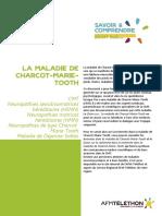 Zoom Sur La Maladie de Charcot Marie Tooth - Afm