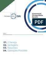 BAI - Guía do Correspondiente Bancário