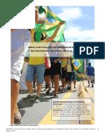 Relatório Sobre Manifestações