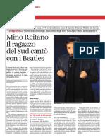 Mino Reitano canta i Beatles