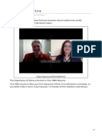 Fortunaadmissions.com-MBA Videos Fortuna