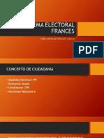 Sistema Electoral FRANCES