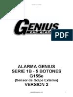 Alarma Genius 1B 5 Bot SE