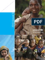 U.S. Fund for UNICEF Annual Report 2010